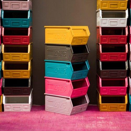 casiers de rangements industriel child room pinterest casiers m talliques casiers et. Black Bedroom Furniture Sets. Home Design Ideas
