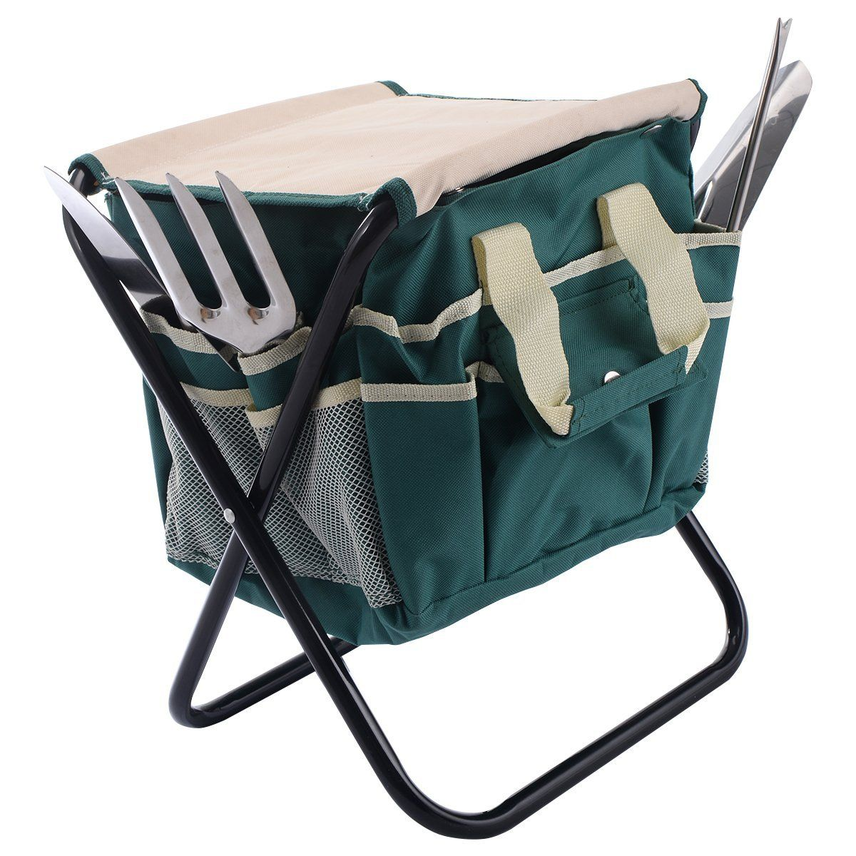kneeler bosmere seat p the garden folding specialty stool depot home and in gardening