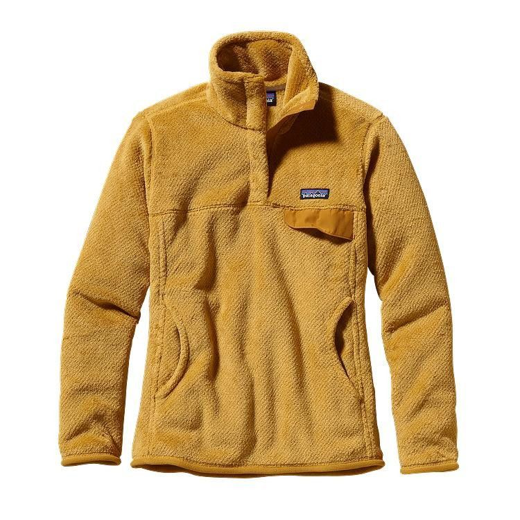 W'S RE-TOOL SNAP-T® FLEECE PULLOVER - Nectar Yellow Prairie Gold ...