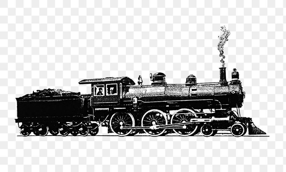 Drawing Of A Steam Engine Train Free Image By Rawpixel Com Steam Engine Trains Train Drawing Steam Engine
