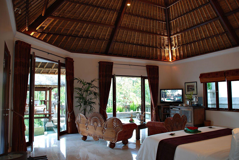 Romantic Viceroy Bali Resort In Ubud Bali Furniture Interior