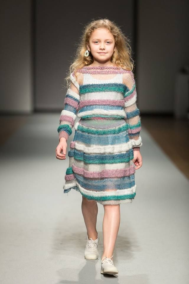 awesome TOP 5 children's fashion trends from Riga Fashion Week