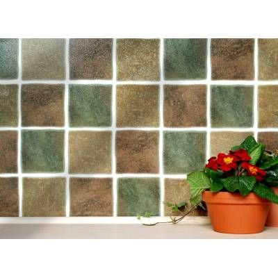Self Adhesive Wall Tiles For Kitchens And Bathrooms Tuscany Mix 4 X 4 Tiles 10cm X 10cm Self Adhesive Wall Tiles Kitchen Wall Tiles Wall Tiles