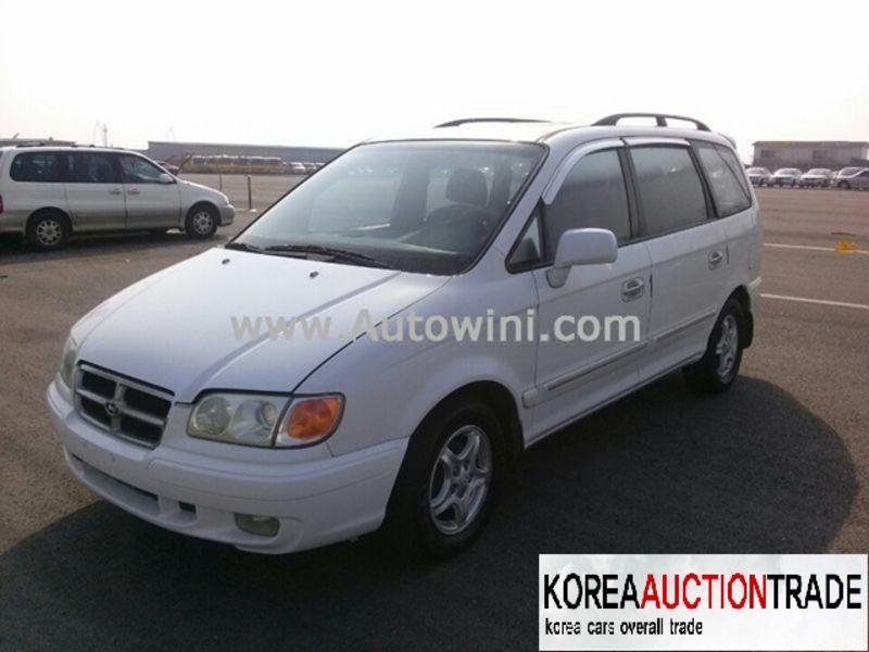 Used Cars 2000 Hyundai Trajet Xg Gasoline For Sale From S Korea Ic1003118 Global Auto Trader S Marketplace Hyundai Used Cars Cars