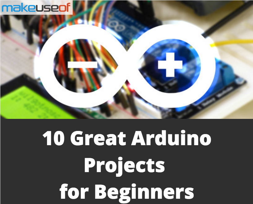Great arduino projects for beginners