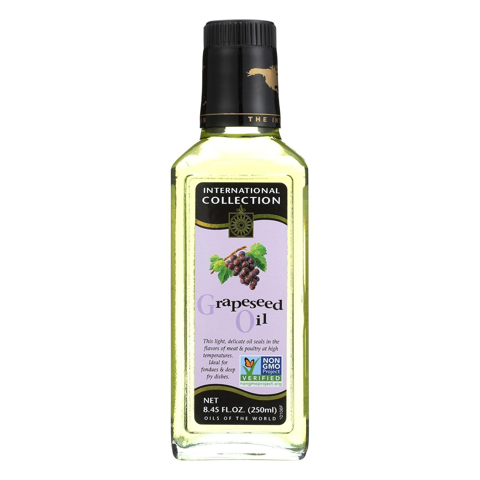 International Collection Grapeseed Oil Case Of 6 8.45