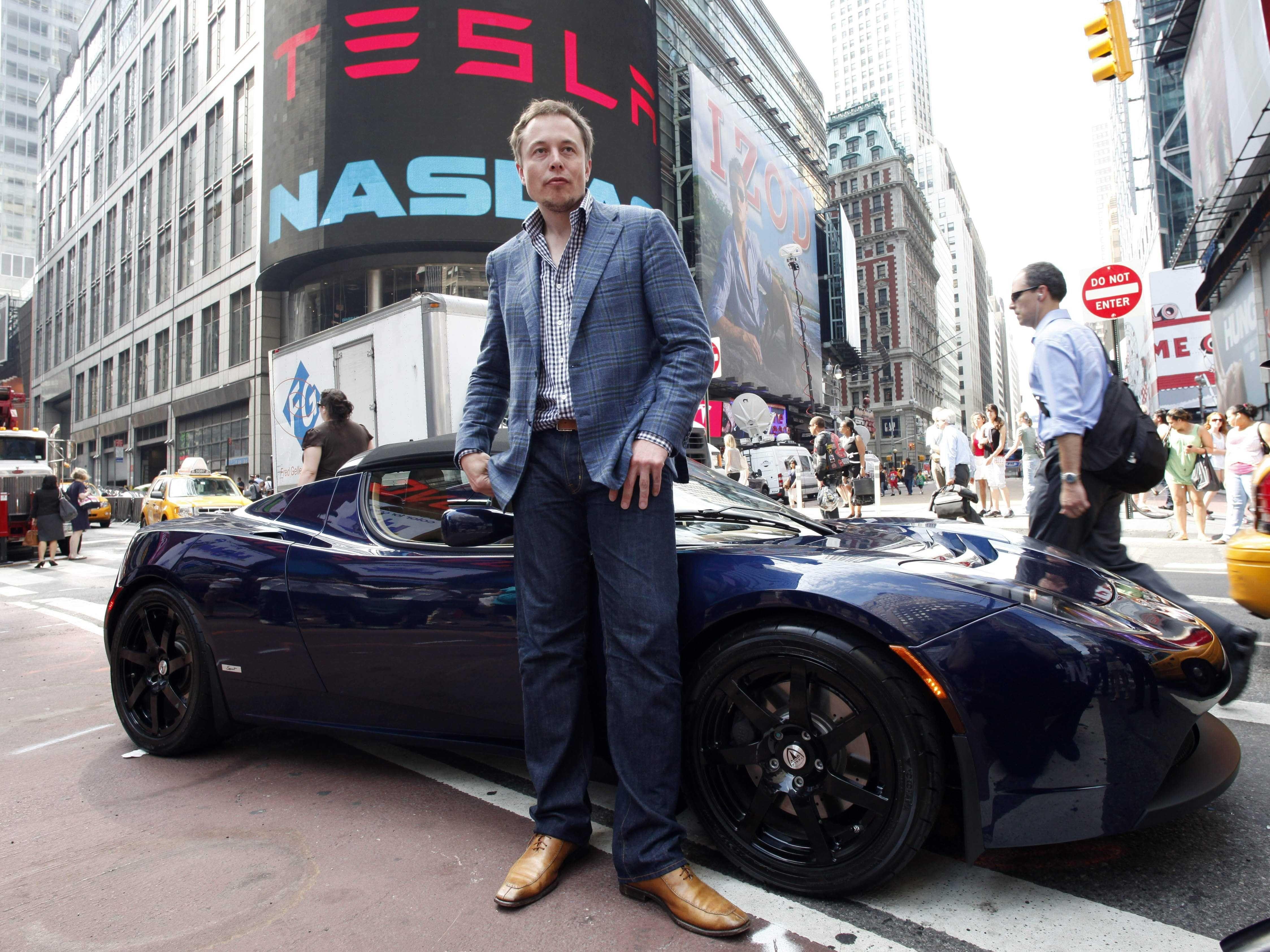 elon musk car collection - Google Search   Elon musk ...