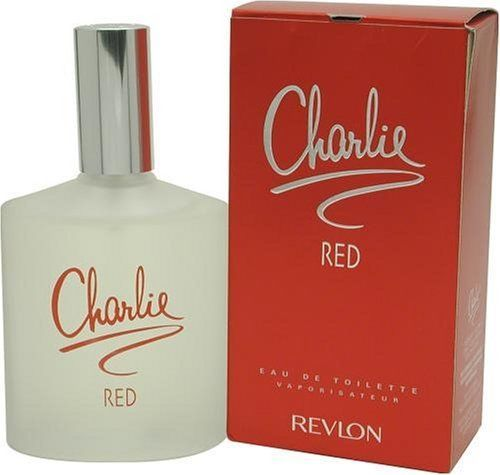 Revlon Charlie Red, Perfume for Womens Casual Wear, Eau