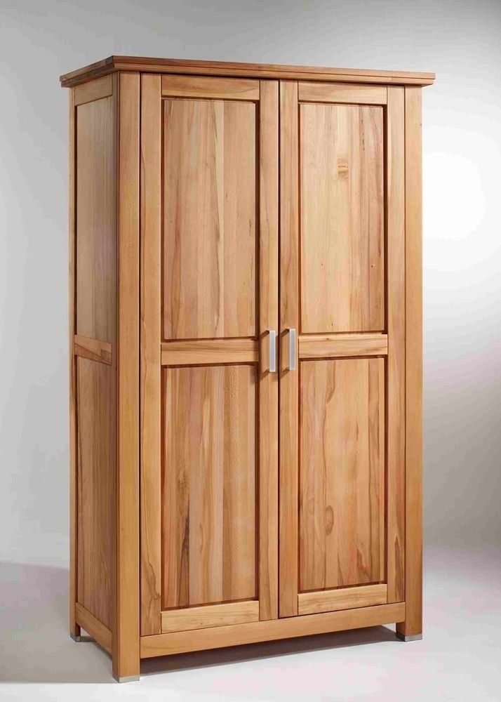 Schrank Holz Anna Dielenschrank Kernbuche Massiv 1840 Buy now at