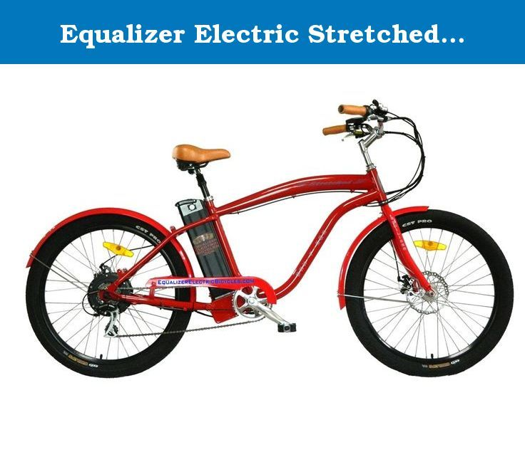 Equalizer Electric Stretched Custom Beach Cruiser. Stretched ...