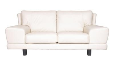 Can You Dye Or Paint A White Leather Couch Ehow White Leather Couch White Leather Furniture White Leather Sofas