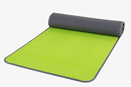 Fitness Republic Tpe Yoga Mat Green 1