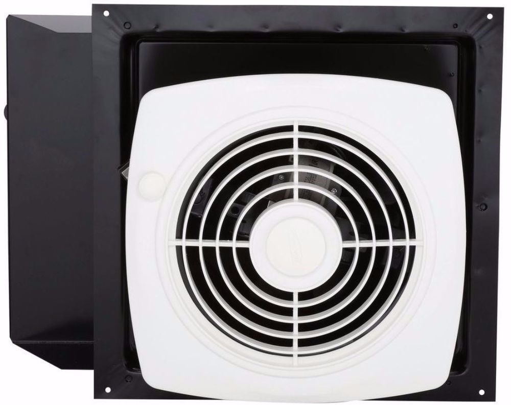 Through The Wall Exhaust Fan With On Off Switch Easy To Install Less Noise Exhaustfan Bathroom Bathfans Ven Broan Exhaust Fan Kitchen Wall Exhaust Fan