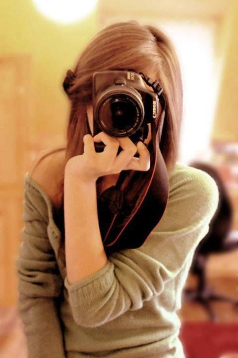 Stylish Hidden Face Girls Profile Pictures For Facebook With Camra