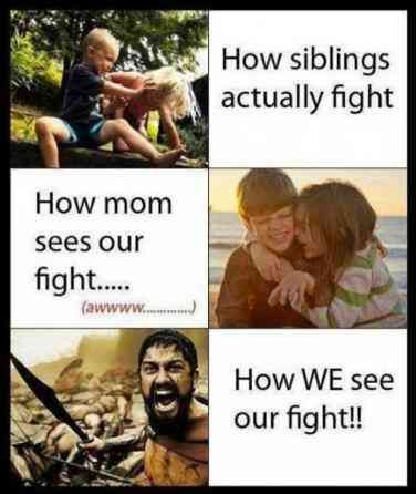 20 Funny Memes Anyone With Siblings Will Relate To — Especially If You're Used To Being The Middle Child