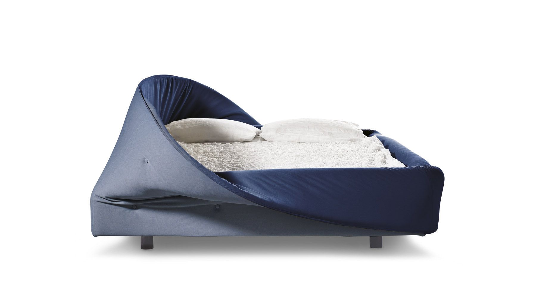 Colletto Bed - A bed like a nest