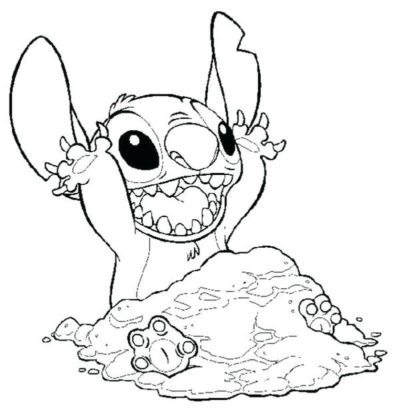 Stitch Coloring Pages Ideas For Kids Stitch Coloring Pages Lilo And Stitch Drawings Halloween Coloring Pages