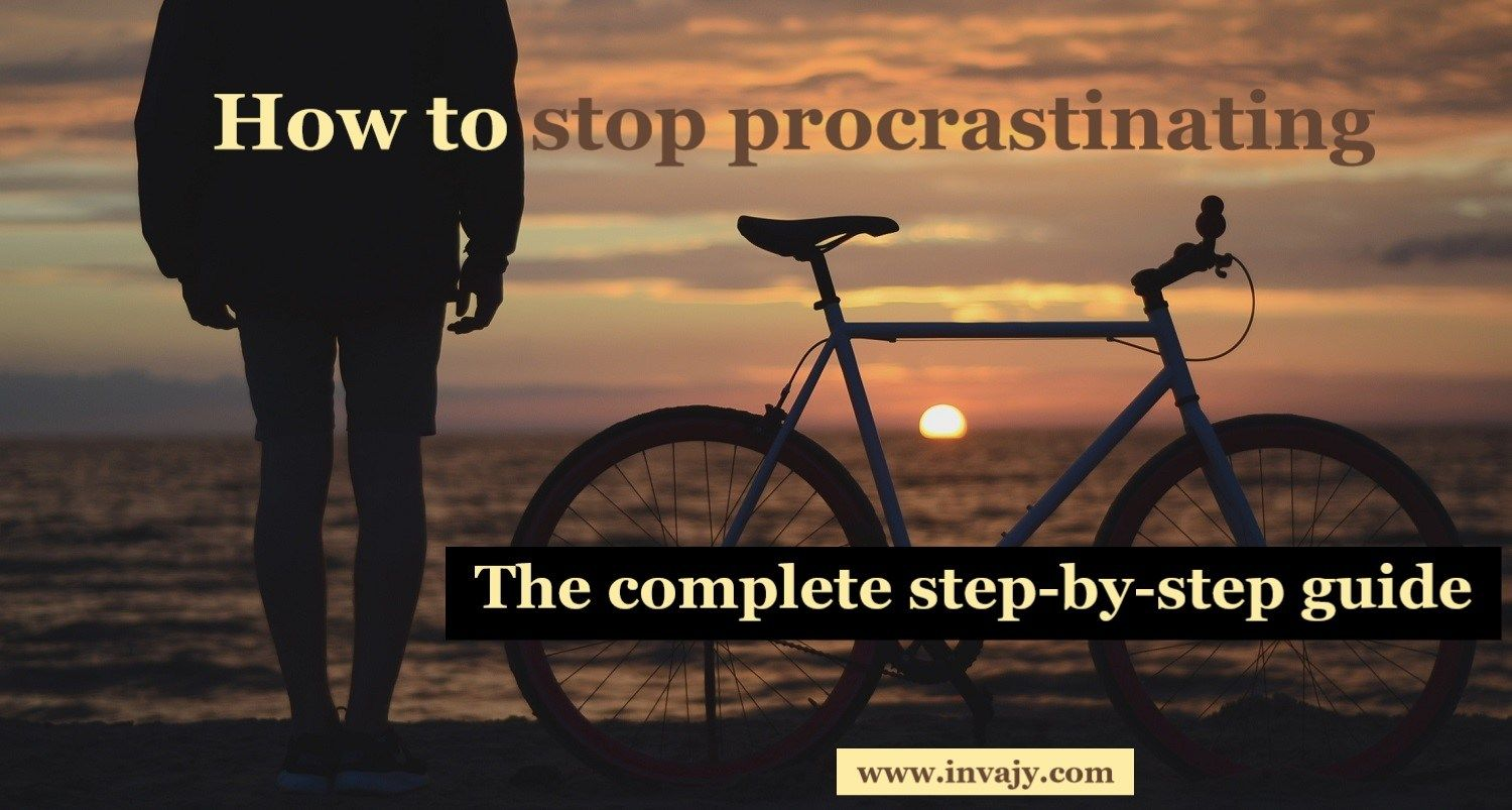 Procrastination is biggest enemy of time management and ...