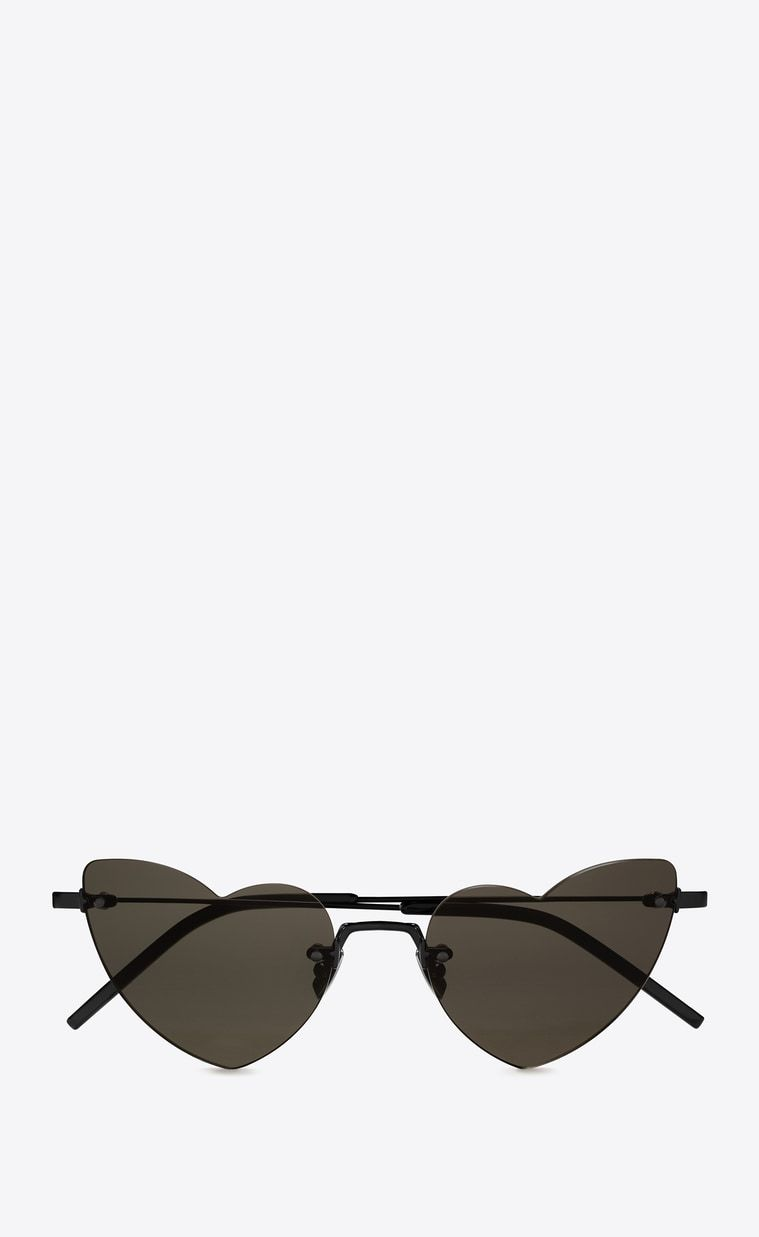 b61abc5d40e New wave sl 254 loulou in 2019 | wishlist. | Sunglasses, Ysl, Black ...