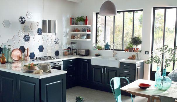 cuisine castorama pas cher nouveaux meubles et carrelages tendance. Black Bedroom Furniture Sets. Home Design Ideas