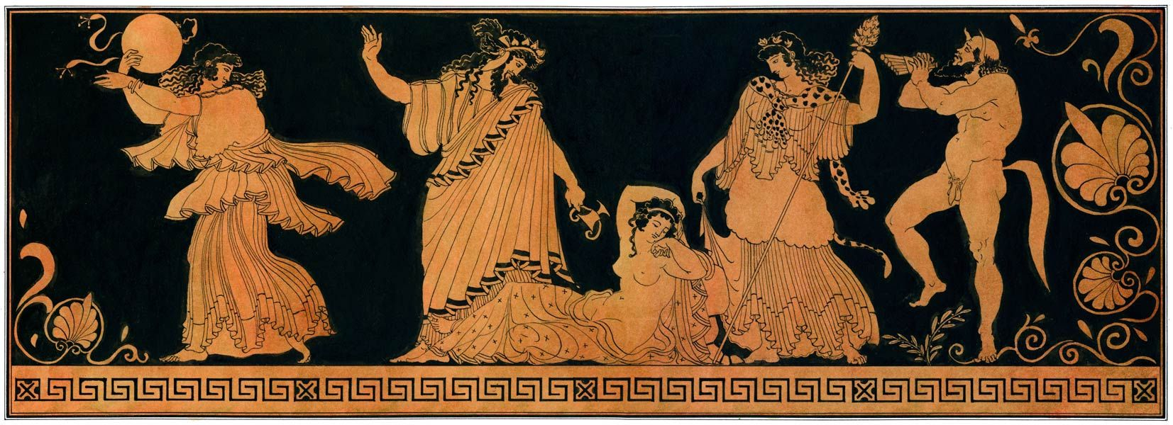 an analysis of the ancient greek theater through the examination of vases and written histories Greek theatre and its origin from ancient greece in the forms of tragedy, comedy and satyr.