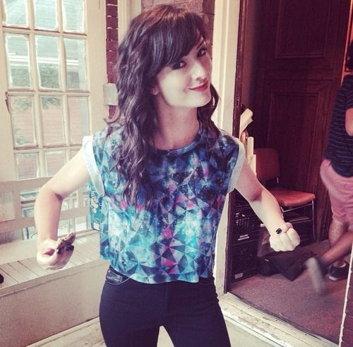 what the frilly hell is this? -Carmilla cast behind the scenes