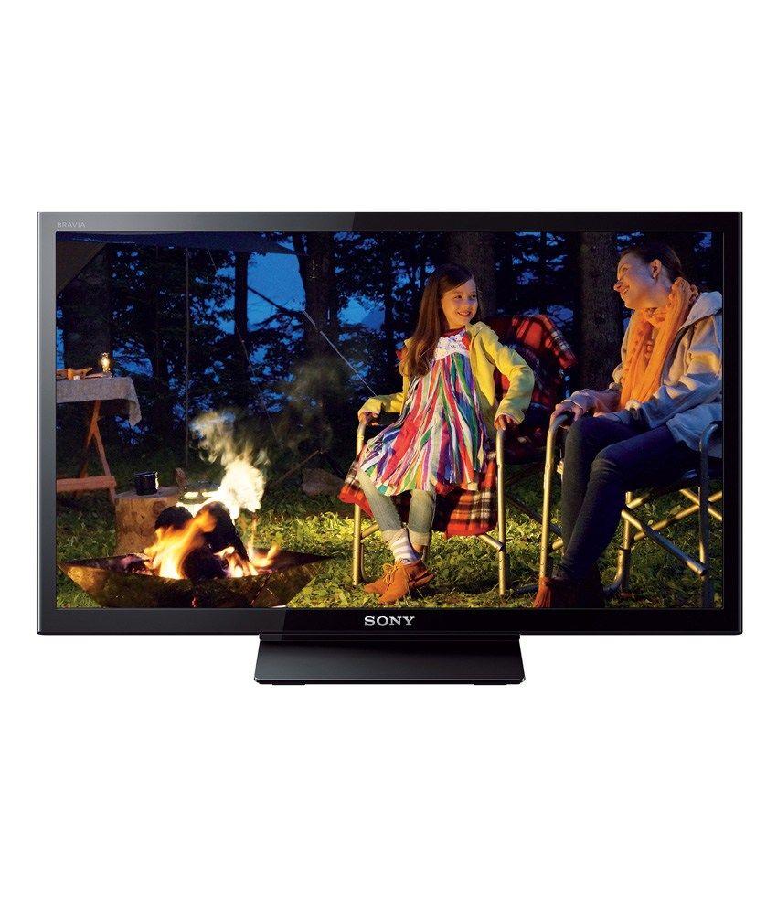 Sony BRAVIA KLV-24P412B 60 cm (24) WXGA LED Television- Clear