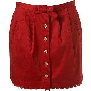 Ruffles and Roses: Summer of Skirts - Men's Dress Shirt Refashion Tutorial