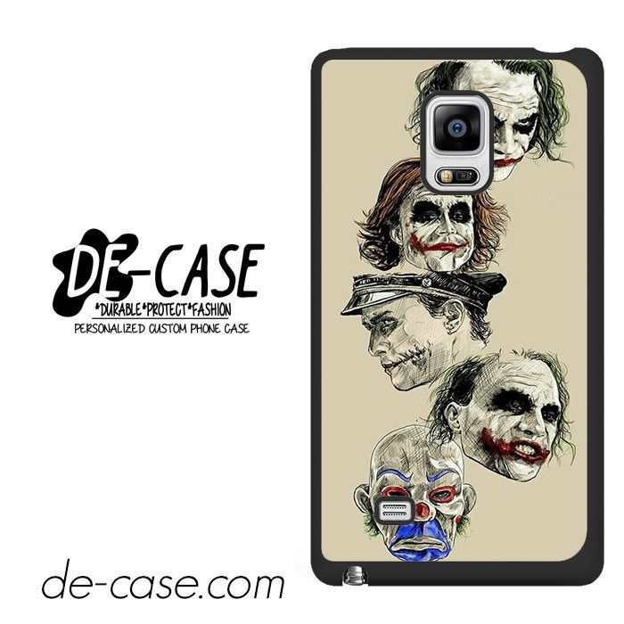 The Joker Comic DEAL-10797 Samsung Phonecase Cover For Samsung Galaxy Note Edge