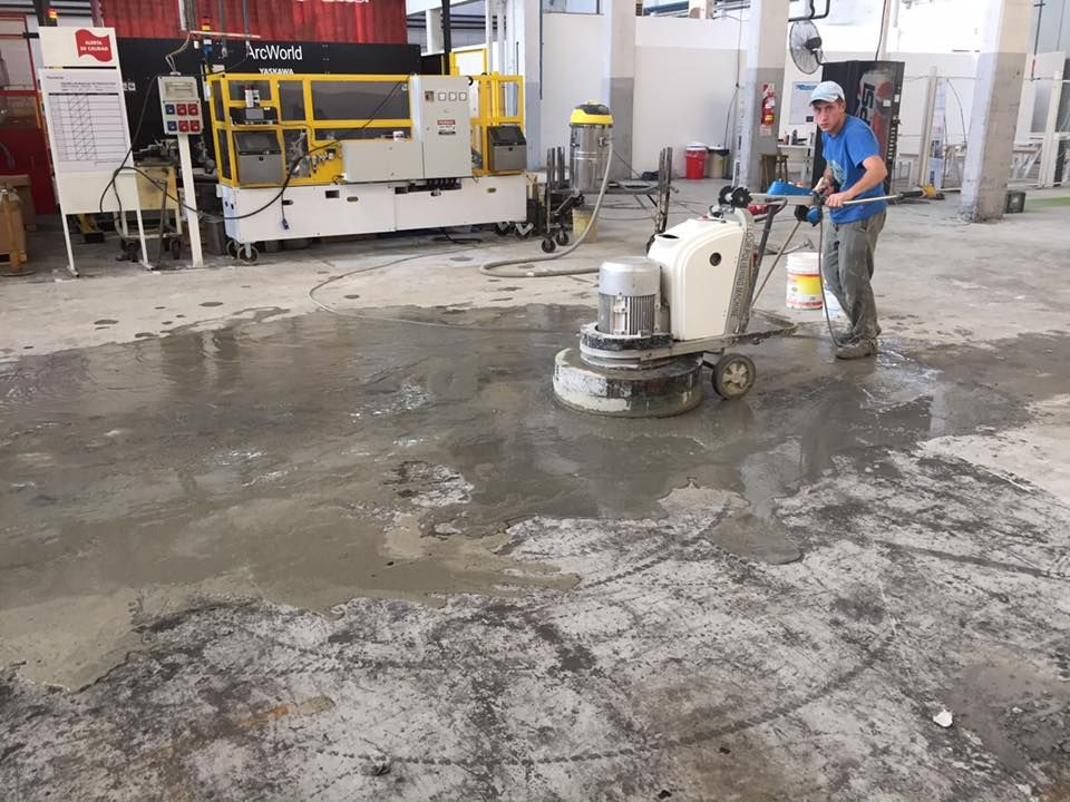 Concrete Floor Polishing Machine Concrete Grinders And