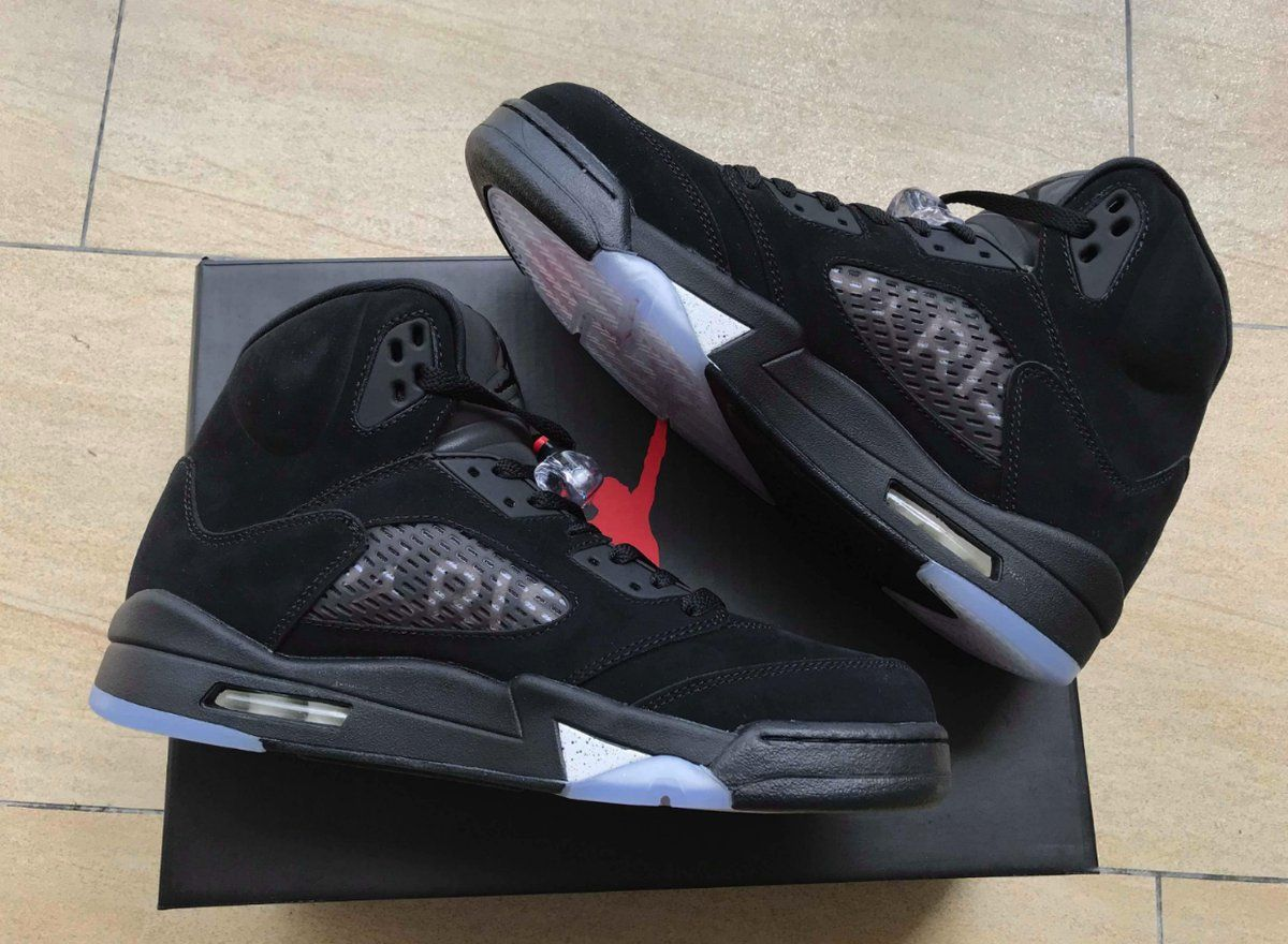 Perla prosperidad Asesino  Air Jordan 5 Paris Size 11 PSG Paris Saint-Germain 2018 | Air jordans,  Jordans, Sneakers fashion