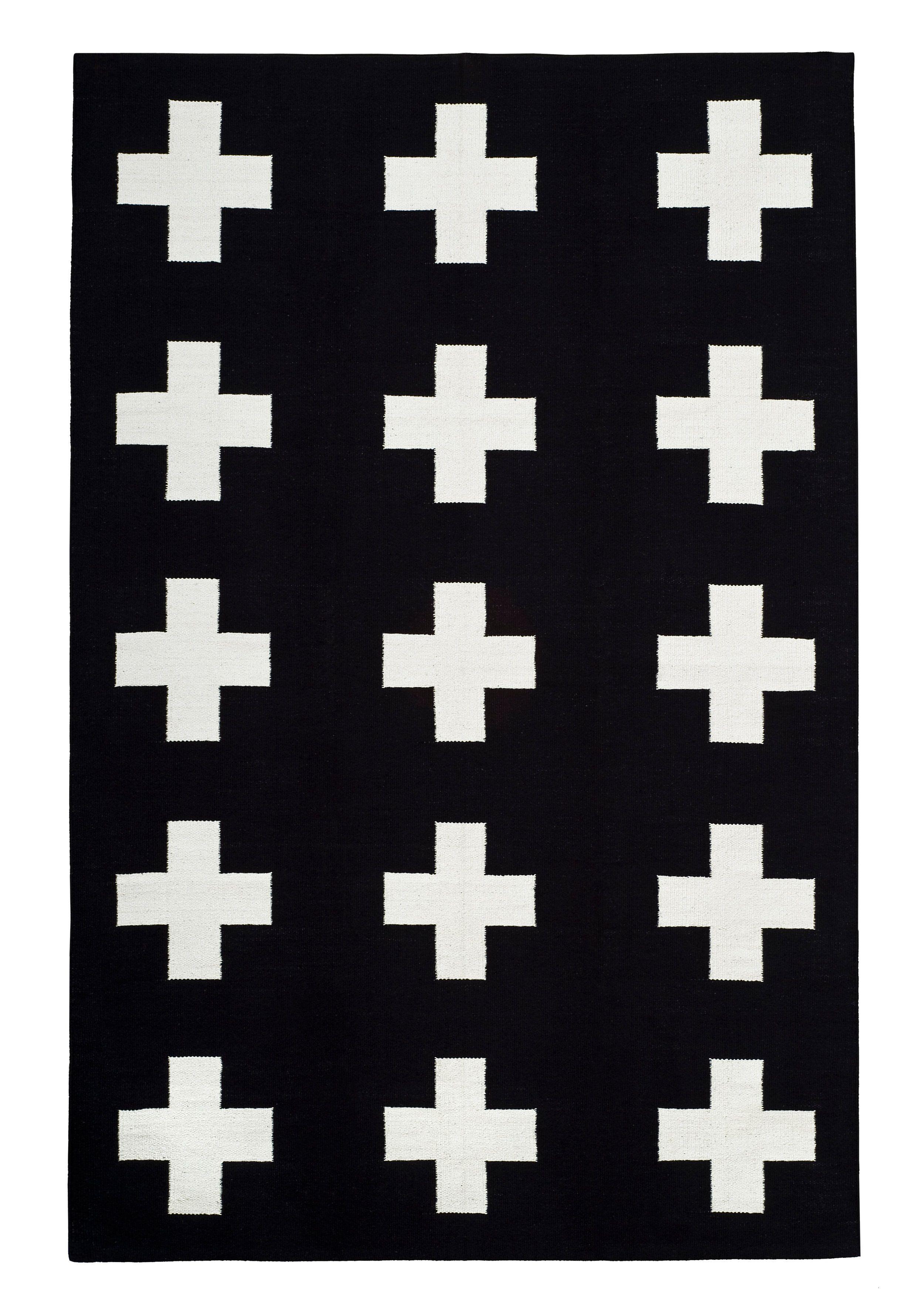 Le Sunday Union Rug Black Flat Weave Rug Rugs Rug Pattern