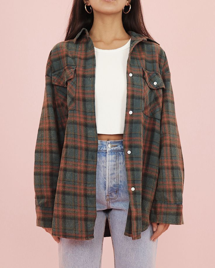 #90er #90s Fashion #Flanell #Jahre 90s Flannel        90er Jahre Flanell - Cry Baby #fashiondresses