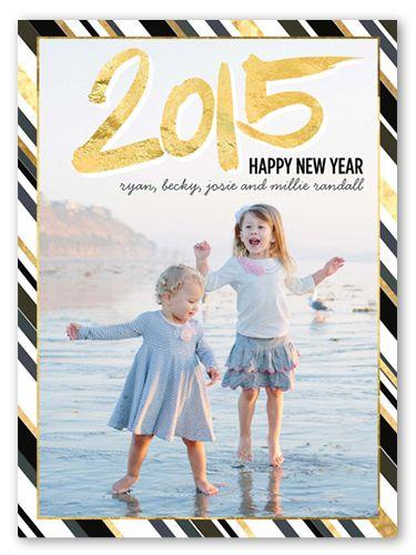 Shine In 2015 6x8 Stationery Card by Petite Lemon Shutterfly