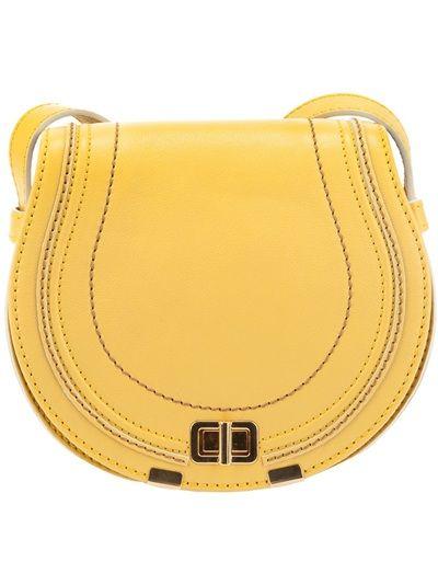 CHLOÉ Bolsa Amarela.