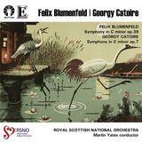 Felix Blumenfeld, Georgy Catoire: Symphonies [CD]