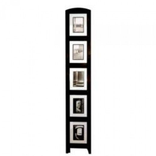 Standing Picture Frame Room Divider Unique Photo Display Idea