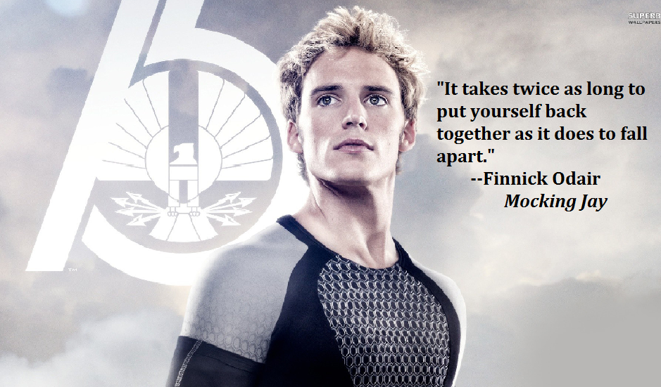 finnick odair the hunger games mocking jay quote the