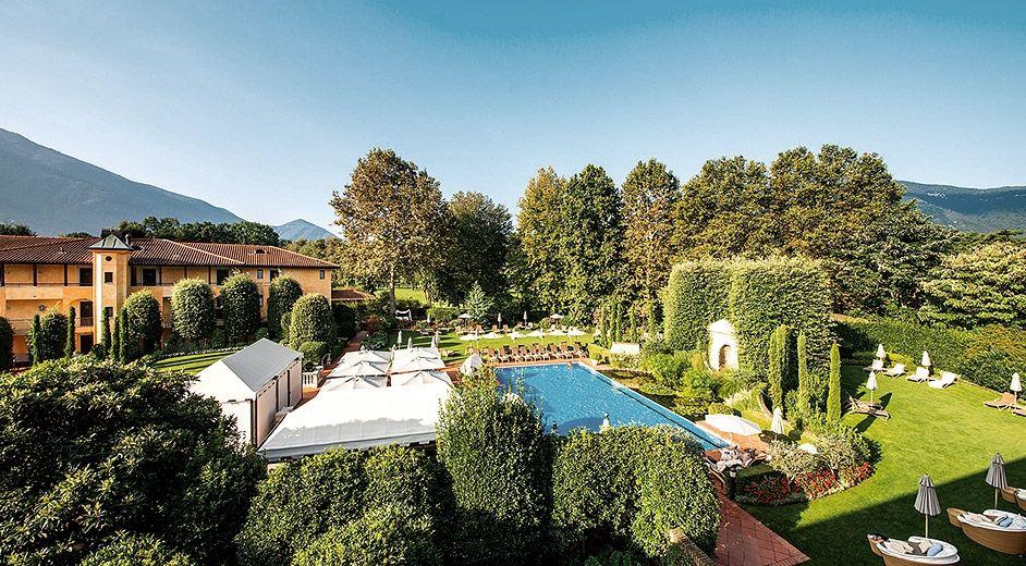 5 Star Spa Hotel Giardino Ascona Great Romantic Holidays In Italy
