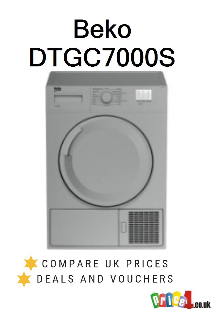 Beko Dtgc7000s Uk Prices Beko Tumble Dryers Price