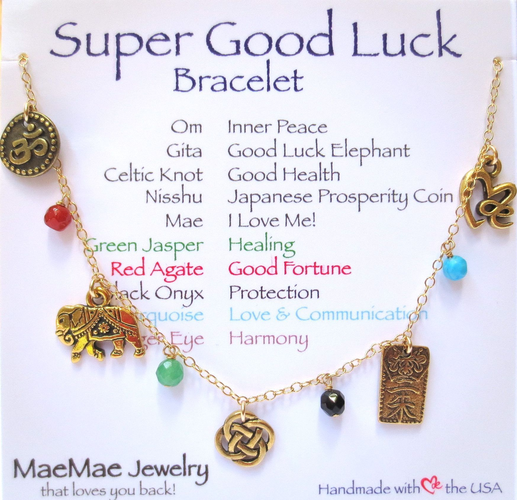 26+ Real protection good luck jewelry info