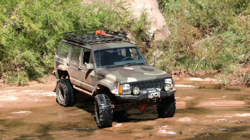 Camo Paint Jobs Page 2 Jeepforum Com Jeep Cherokee Xj Jeep