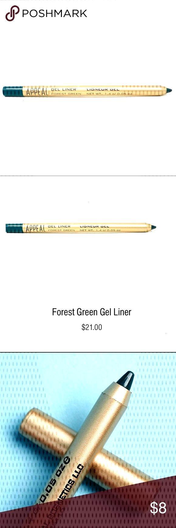 Gel Liner in Forest Green BN sealed. Appeal Gel Liner in Forest Green. Appeal Makeup EyelinerAppeal