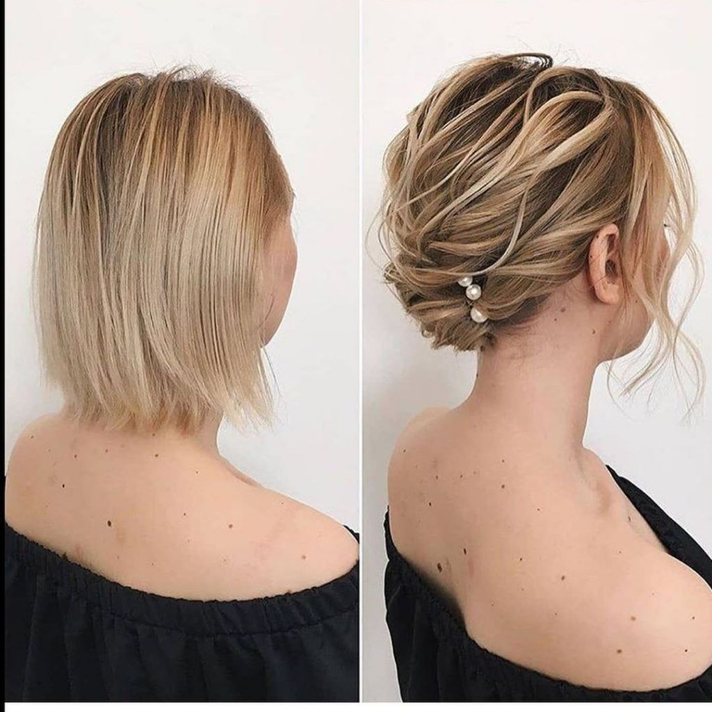 35+ Short Blonde Hairstyles and New Trends in 2020