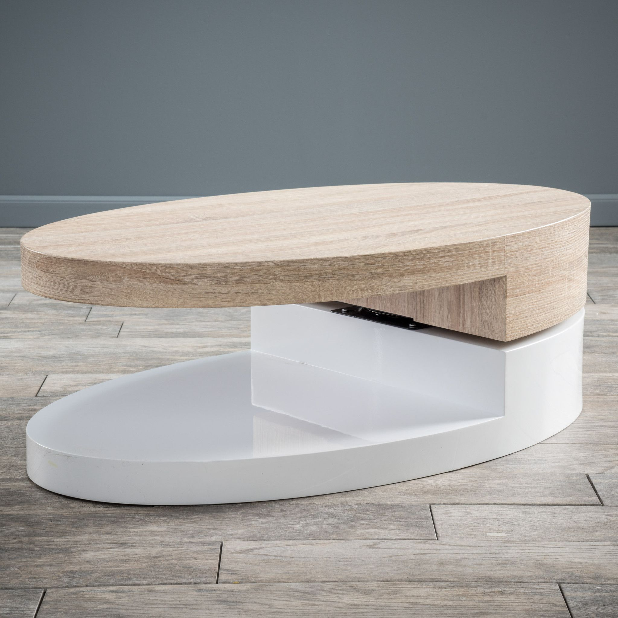 Emerson large oval mod swivel coffee table the emerson large oval emerson large oval mod swivel coffee table the emerson large oval mod swivel coffee table is geotapseo Image collections