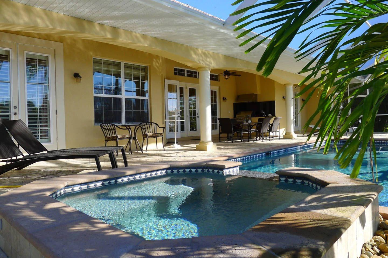 Poolvilla Vacation Cape Coral FL - vacation rental in Cape Coral, Florida. View more: #CapeCoralFloridaVacationRentals