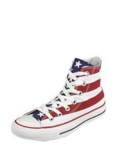 Converse All Stars dames hoge sneaker van Converse ...