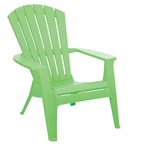 Adams 174 Adirondack Stacking Chair In Green Ace Hardware