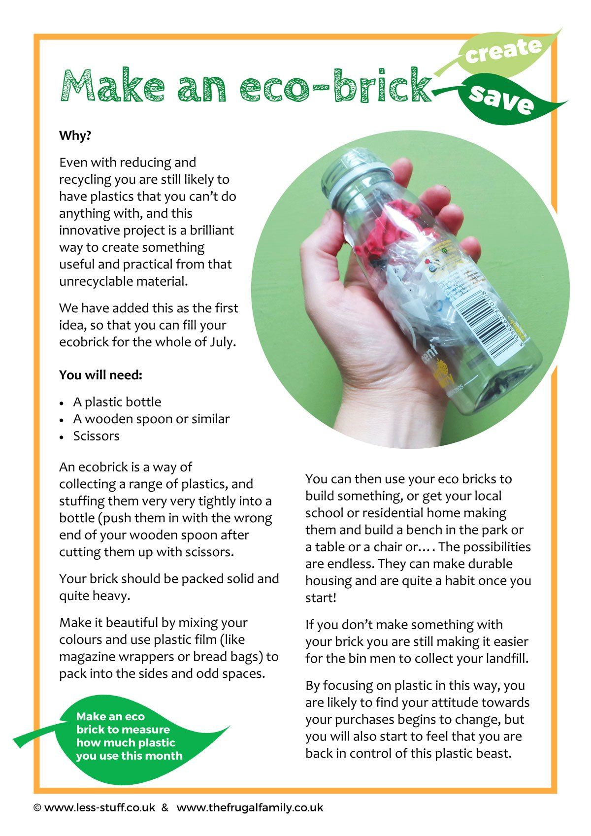 Sustainable Summer Worksheet Pack Printable