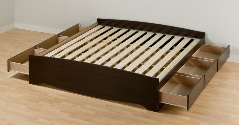 Mattress On Bed Frame Without Box Spring